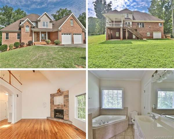 4827 Bent Tree Way, Yadkinville, NC 27055 (#3644193) :: Exit Realty Vistas