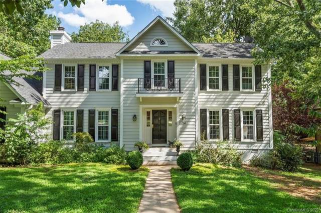 250 Hargett Court, Charlotte, NC 28211 (#3644347) :: Carlyle Properties