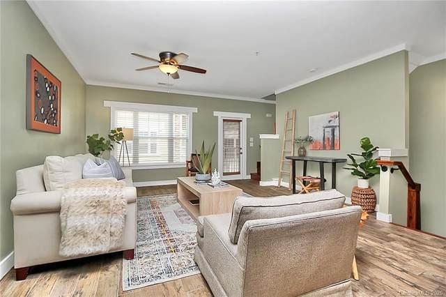 1733 Matheson Avenue Unit B, Charlotte, NC 28205 (#3644385) :: Homes Charlotte