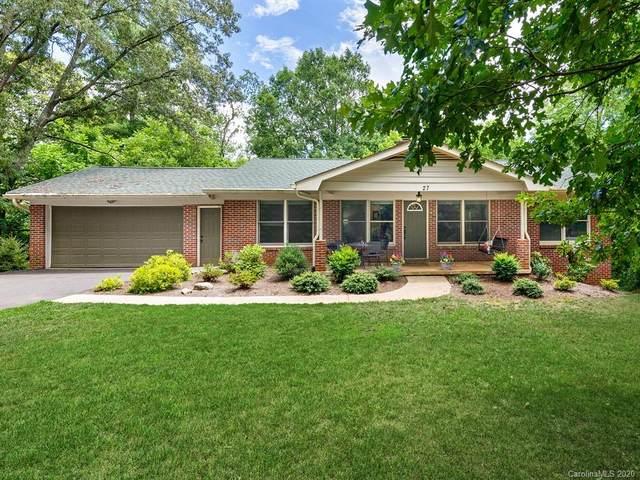 27 Elkmont Drive, Asheville, NC 28804 (#3644719) :: LePage Johnson Realty Group, LLC
