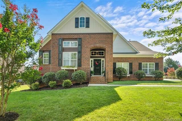 147 Warfield Drive, Mooresville, NC 28115 (#3644944) :: Robert Greene Real Estate, Inc.