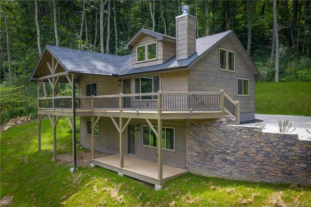 187 Gata Trail, Maggie Valley, NC 28751 (#3645079) :: Johnson Property Group - Keller Williams