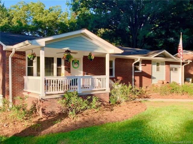 2711 Palm Avenue, Charlotte, NC 28205 (#3645143) :: Rinehart Realty