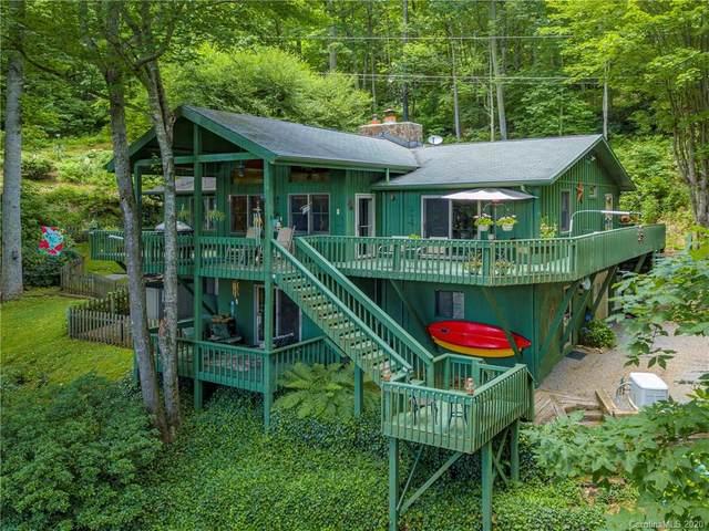550 Mountainside Drive, Waynesville, NC 28786 (#3645400) :: Rinehart Realty