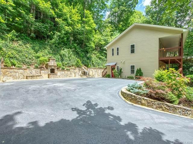 374 Sleepy Hollow Drive, Waynesville, NC 28785 (#3645453) :: MartinGroup Properties