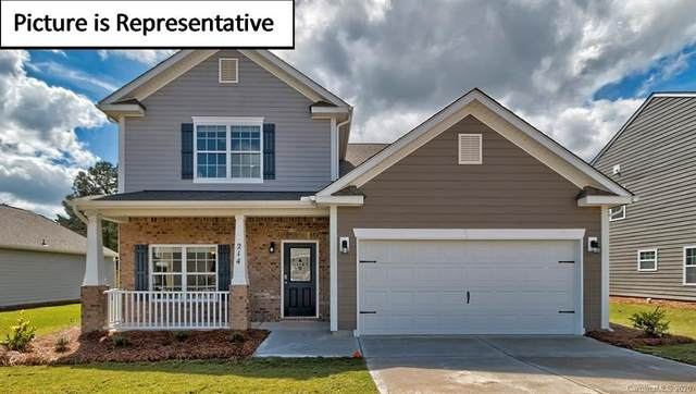 2137 Highland Knoll Drive #25, Charlotte, NC 28269 (#3645494) :: Carlyle Properties