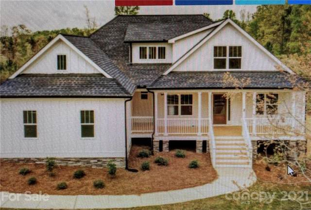 Lot 8 Furnace Extension #8, Lincolnton, NC 28092 (#3645526) :: The Allen Team