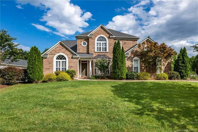 10925 Mccamie Hill Place, Concord, NC 28025 (#3645676) :: Rinehart Realty