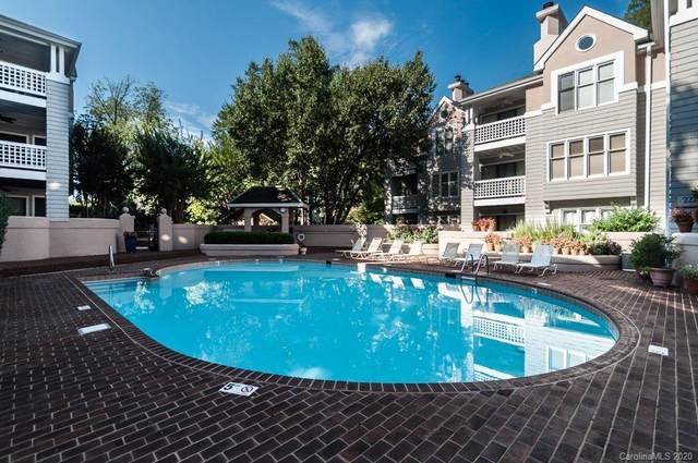 226 Queens Road #71, Charlotte, NC 28204 (#3645931) :: Stephen Cooley Real Estate Group