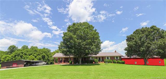 569 H L Palmer Road, Lexington, NC 27292 (#3646324) :: MartinGroup Properties