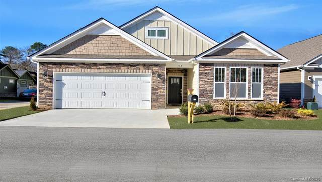512 Summerfield Place #34, Flat Rock, NC 28731 (#3646386) :: Ann Rudd Group