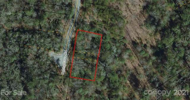 000 Boone Cove Road 73 & 76, Zirconia, NC 28790 (#3646474) :: Keller Williams Professionals