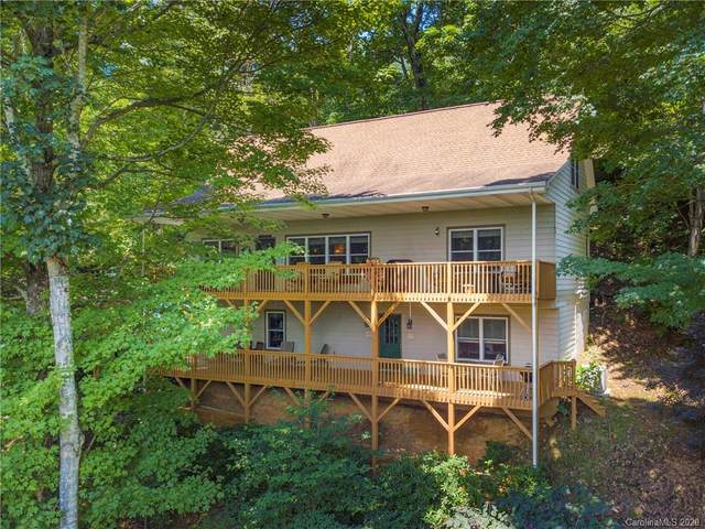 198 Running Deer Trail, Waynesville, NC 28786 (#3646634) :: Johnson Property Group - Keller Williams