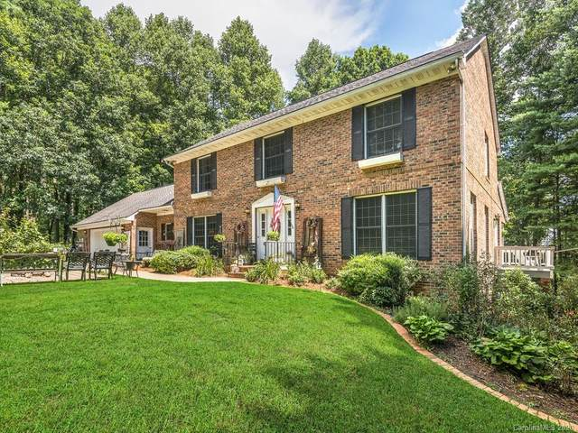 119 Woodhaven Drive, Hendersonville, NC 28739 (#3646660) :: Charlotte Home Experts
