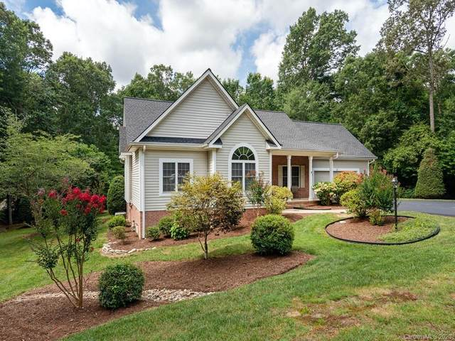 105 Arrowood Lane, Hendersonville, NC 28791 (#3646962) :: Keller Williams Professionals