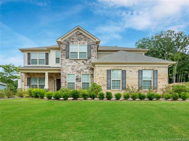 2681 Creekview Drive, Waxhaw, NC 28173 (#3647234) :: High Performance Real Estate Advisors