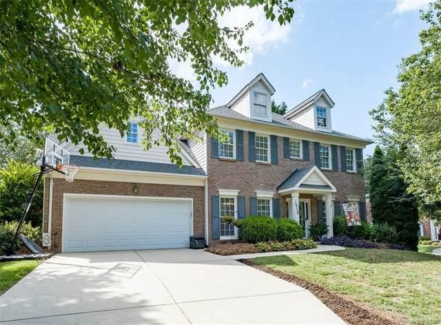 16119 Wynfield Creek Parkway, Huntersville, NC 28078 (#3647242) :: Besecker Homes Team