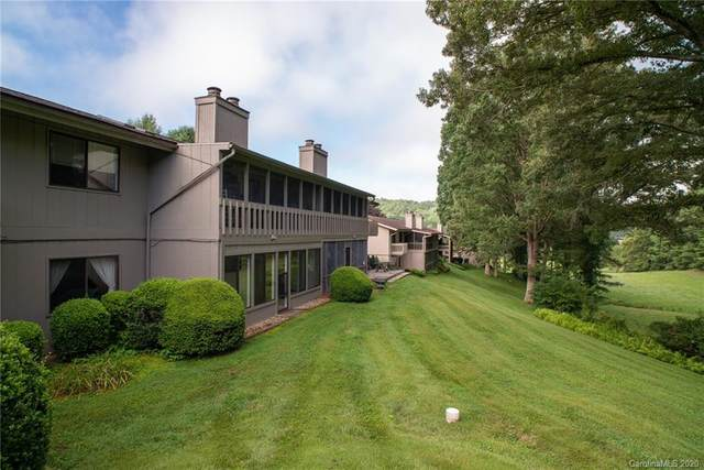 108 Glen Cannon Point #3, Pisgah Forest, NC 28768 (#3647338) :: MartinGroup Properties
