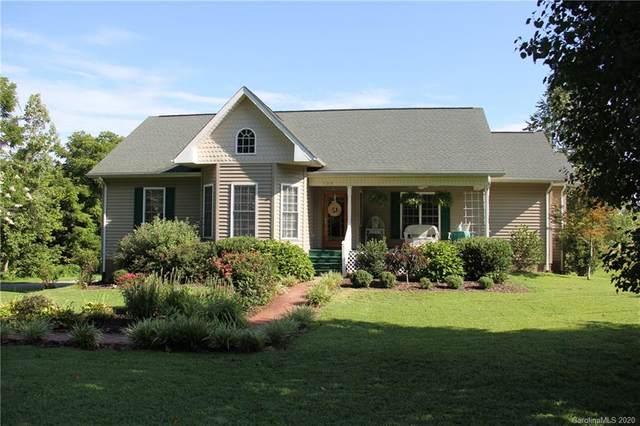 155 4th Avenue NE, Catawba, NC 28609 (#3647352) :: Stephen Cooley Real Estate Group