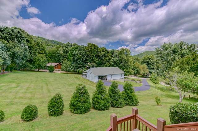 100 Cripple Creek Drive, Waynesville, NC 28785 (#3647599) :: The Mitchell Team