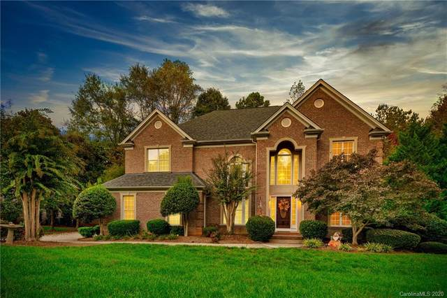 12544 Overlook Mountain Drive, Charlotte, NC 28216 (#3647673) :: Exit Realty Vistas