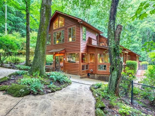 97 Split Rail Lane, Waynesville, NC 28786 (#3647675) :: Stephen Cooley Real Estate Group