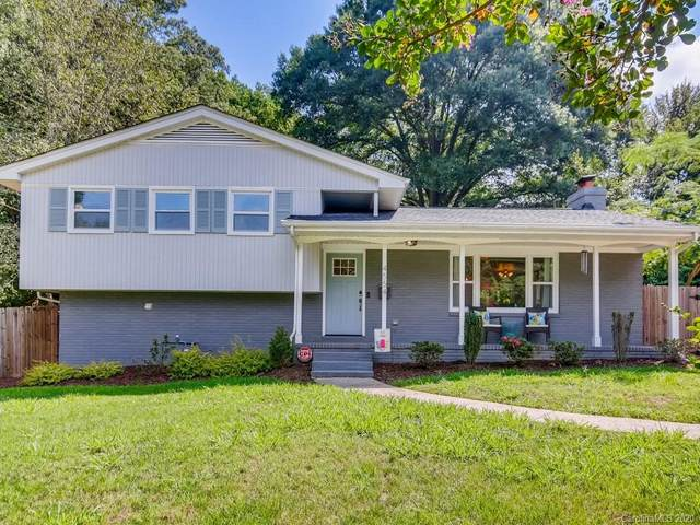 4554 Crestmont Drive, Charlotte, NC 28205 (#3647722) :: DK Professionals Realty Lake Lure Inc.