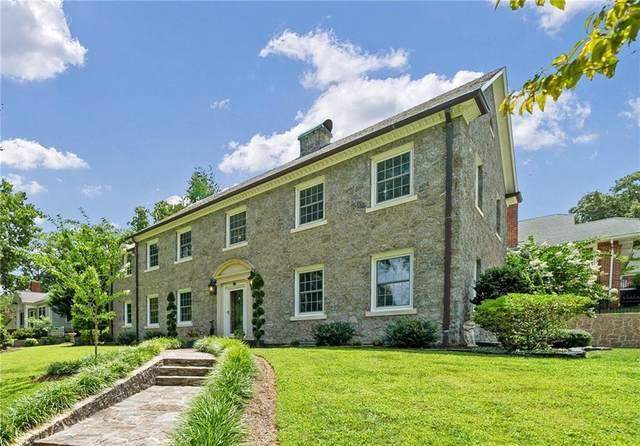 8 7th Avenue NE, Hickory, NC 28601 (#3647773) :: High Performance Real Estate Advisors
