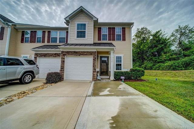 7541 Red Mulberry Way, Charlotte, NC 28273 (#3647900) :: Rinehart Realty