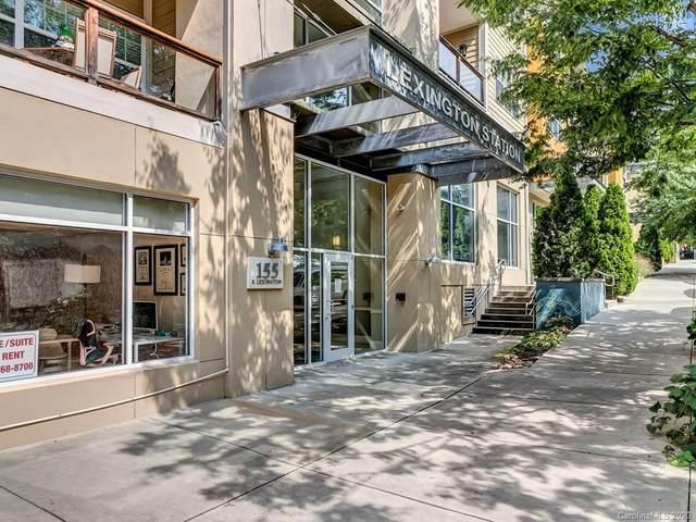 155 S Lexington Avenue #314, Asheville, NC 28801 (#3648061) :: Robert Greene Real Estate, Inc.