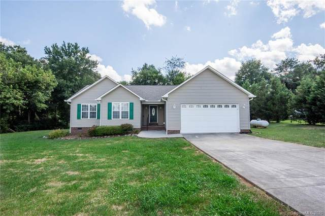 122 Nathaniel Gracie Drive #19, Statesville, NC 28625 (#3648390) :: Mossy Oak Properties Land and Luxury