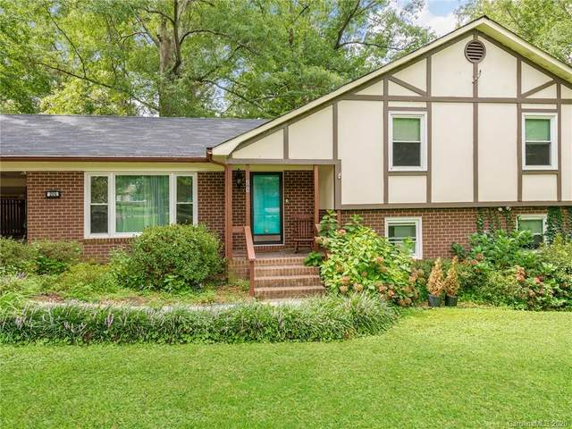 205 Cedarwood Drive, Salisbury, NC 28147 (#3648405) :: Rinehart Realty