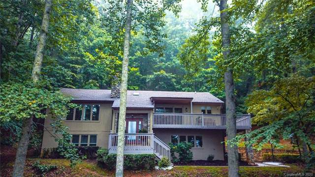 1134 High Vista Drive, Mills River, NC 28759 (#3648409) :: Premier Realty NC