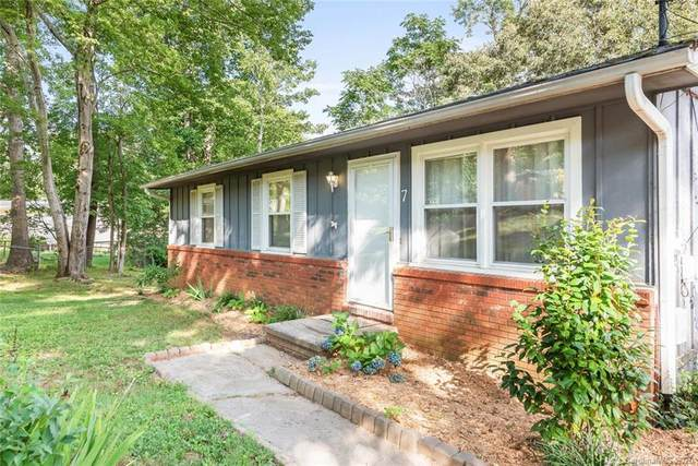 7 Clement Place, Asheville, NC 28805 (#3648485) :: Rinehart Realty