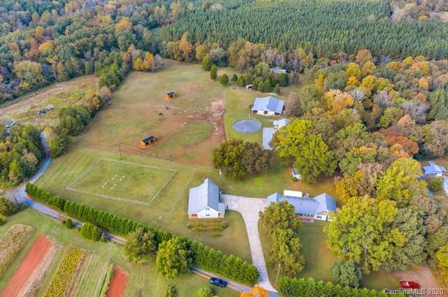 10001 Meismer Lane, Rockwell, NC 28138 (#3648523) :: LePage Johnson Realty Group, LLC
