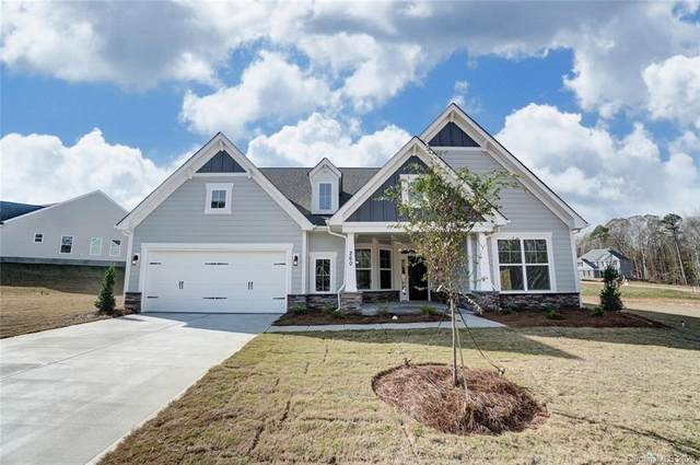 260 Bouchard Drive Lot 31, Waxhaw, NC 28173 (#3648552) :: Stephen Cooley Real Estate Group