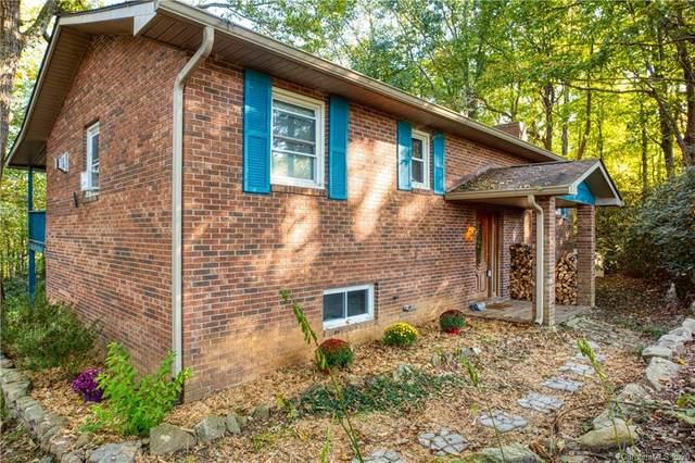 33 Milburn Lane, Hendersonville, NC 28792 (#3648592) :: High Performance Real Estate Advisors