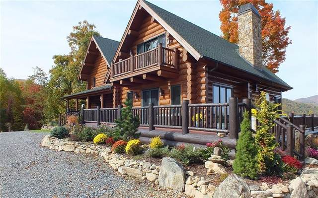 648 Poplar Gap Road, Hot Springs, NC 28743 (#3648610) :: MartinGroup Properties