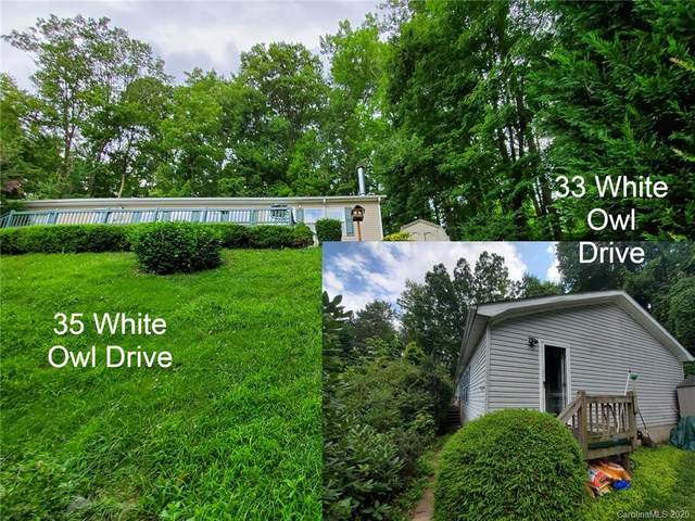 33 and 35 White Owl Drive, Candler, NC 28715 (#3648647) :: LePage Johnson Realty Group, LLC