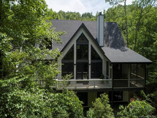 876 Fjord Road, Rosman, NC 28772 (#3649094) :: Johnson Property Group - Keller Williams
