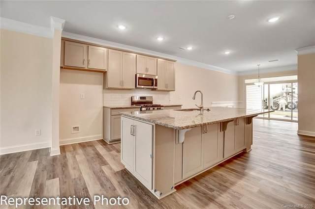 2028 Blewett Drive Lot 67, Charlotte, NC 28269 (#3649177) :: LePage Johnson Realty Group, LLC