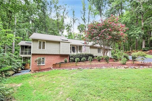 39 Honeysuckle Woods, Lake Wylie, SC 29710 (#3649329) :: Premier Realty NC