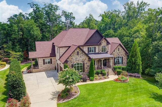 9905 Strike The Gold Lane, Waxhaw, NC 28173 (#3649558) :: DK Professionals Realty Lake Lure Inc.