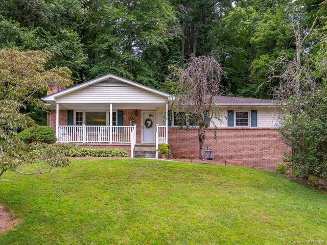 16 Mayfair Drive, Candler, NC 28715 (#3650110) :: Exit Realty Vistas
