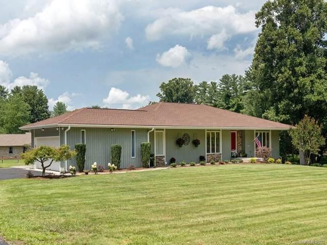 107 Tanager Lane, Hendersonville, NC 28792 (#3650267) :: Rinehart Realty