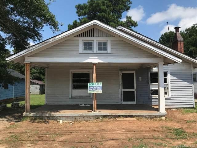 415 E Grover Street, Shelby, NC 28150 (#3650620) :: Rinehart Realty