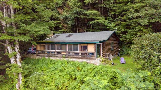 326 Long Branch Road, Maggie Valley, NC 28751 (#3651462) :: Keller Williams Professionals