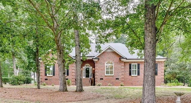 1021 Waterview Lane, Monroe, NC 28110 (#3652092) :: Rinehart Realty