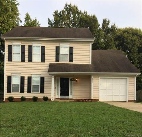 2921 Hosta Drive, Charlotte, NC 28269 (#3652325) :: Johnson Property Group - Keller Williams