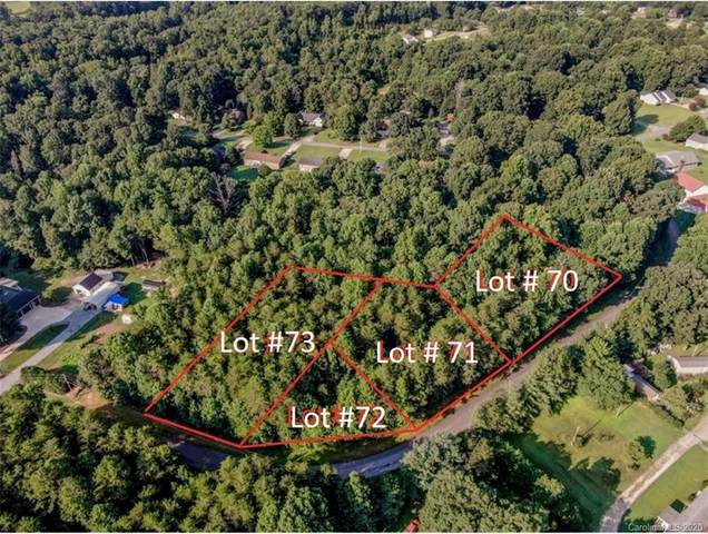Lot 73 Shady Stream Drive, Statesville, NC 28625 (#3652843) :: Caulder Realty and Land Co.